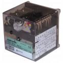 Boîte de contrôle SATRONIC fioul DKO 972 - HONEYWELL : 0412005U