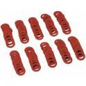 """Joint plat fibre rouge 3/8"""" DN10 (X 100)"""
