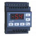 Thermostat froid 5 contacts 1 sonde rail din MR55 - JOHNSON CONTR.E : MR55DR230-1CA