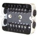 Accessoire VMC sanitaire - Manchette à placo diamètre 125mm x 80mm - ANJOS : 1959