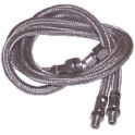 "Flexible fioul M1/8"" x F3/8"" droit (X 2) - CUENOD : 13013081"