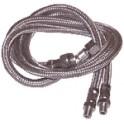 "Flexible fioul M1/8"" x F1/4"" droit (X 2) - ELCO : 13007943"