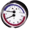 Thermomanomètre 0 à 120°C - 0 à 4b
