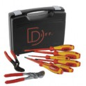 Mallette indispensable outillage - KNIPEX - WERK : 902515