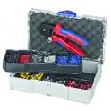 Assortiment de sertissages pour embouts de câble - KNIPEX - WERK : 97 90 09