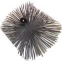 Conduit de fumée inox - Coude à 90° diamètre 111mm - ISOTIP JONCOUX : 032111