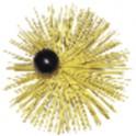 Conduit de fumée - Tampon diamètre 153mm - ISOTIP JONCOUX : 034115