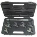 Grille de ventilation naturelle  -  avec grillage anti-moustiques aluminium brut - ANJOS : 6817