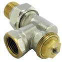 10 robinets équerre inverse thermostatisable en 3/4f - COMAP : R807606