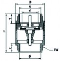 Boîtier allumage hv cm391.2 s/emb - FRISQUET : 440224