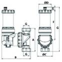 Désinfectant VMC - Maxi Evaponet (bidon 10Kg)