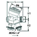 Brosserie - Écouvillon nylon 120mm x 60mm