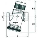 Thermostat d'unité terminale 2 tubes à écran tactile +5/+35°C - JOHNSON CONTROLS : T8200-TBE0-9JS0