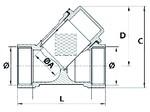 Pressostat Air Lgw3 C2 Dungs 257435