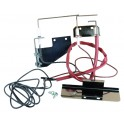 Électrode allumage   ionisation (bloc) - ATLANTIC : 060005
