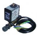 Électrovanne gaz 1 allure MV NF 500mb 8mm à olive  - DUNGS : 218973