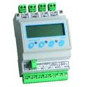 Centrale digitale 2 à 6 voies CE100 - TECNOCONTROL : CE100