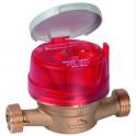 """Compteur divisionnaire eau chaude NARVAL 3/4"""" - ITRON : 6UWB15Y110BR50LCDXN_FR"""