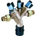 Accessoire de thermomètre de fumée - Bride pour installation à poste fixe