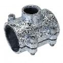 "Collier de réparation dérivation ANB F 48.3 (F3/4"") - GEBO FRANCE : 01.261.28.0502"
