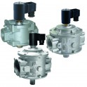 """Électrovanne gaz CPI M16 RM NF 500mb FF1""""1/4 24Vdc - MADAS : CM05C0036 005"""