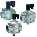 "Électrovanne gaz CPI M16 RM NF 6b FF2"" 24Vdc - MADAS : CM07C0046 005"