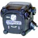 Wc - Mécanisme double volume poussoir et robinet  - SIAMP : 37 9501 10