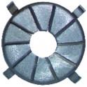 Déflecteur d'air spécifique - BRE 1.1 HP - DIFF pour Buderus : 95221003723
