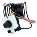 Thermostat sécurité limiteur 110°C - capillaire 2m - DIFF pour Bosch : 87168419900