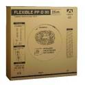 Conduit flexible PPTL Ø110mm (X 25) - UBBINK : 330050