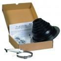 Flexub en kit Ø75 à 150 mm - UBBINK : 150080