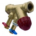 """Vanne d'équilibrage TBV-C NF F1/2"""" - IMI HYDRONIC : 52134-115"""