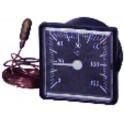 Thermomètre carré 0 à 120°C