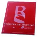 Registre sécurité incendie format A4