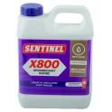Désembouant rapide X800 1 litre - SENTINEL : X800