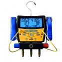 Manifold numérique vacuomètre incorporé - GALAXAIR : SMAN-3