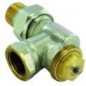 "Robinet tri-axe thermostatisable 1/2"" - COMAP : R806604"
