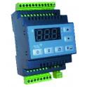 Régulateur numérique pour chauffage eau ou air - JOHNSON CONTR.E : ER65-DRW-501C