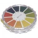 Languette de papier pH 1 à 11 - DIFF