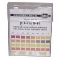 Languette de papier pH 1 à 14
