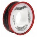 Ruban PTFE haute densité (X 10) - GEB : 815153