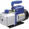 Pompe à vide 2 étages R32 42l/min 25µ - GALAXAIR : 2VP-42-R32