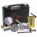 Mallette de mise en service gaz débitlitre automatique - DIFF