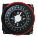 Horloge analogique journalière - E.R.E REGULATION : HRDOJ