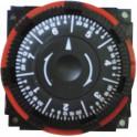 Horloge analogique hebdomadaire - E.R.E REGULATION : HRDOH